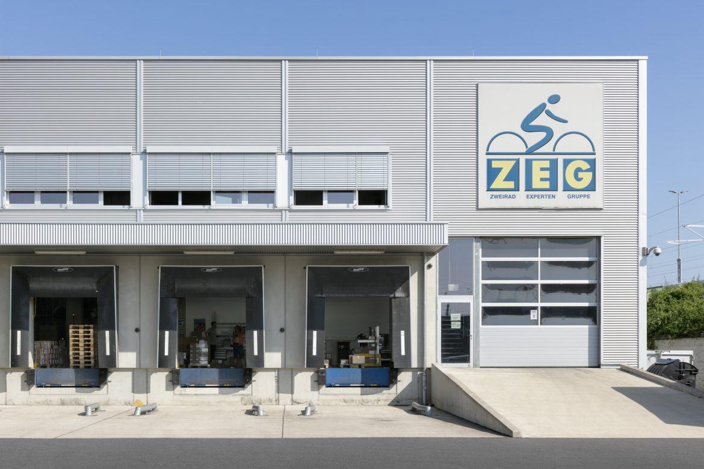 Ansicht Lager ZEG